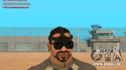 Thermal Goggles für GTA San Andreas