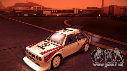 Lancia Delta S4 pour GTA San Andreas