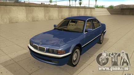 BMW 750iL 1995 pour GTA San Andreas