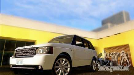 Land-Rover Range Rover Supercharged Series III pour GTA San Andreas