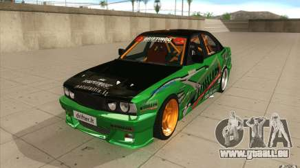 BMW E34 V8 Wide Body pour GTA San Andreas