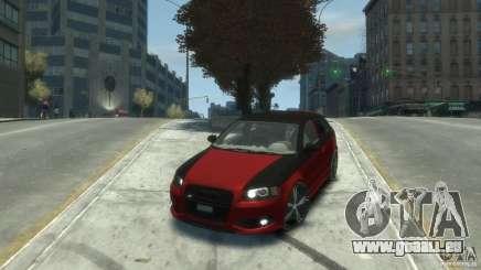 Audi BS3 O.CT Tuning pour GTA 4