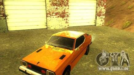 Datsun F10 1977 pour GTA San Andreas