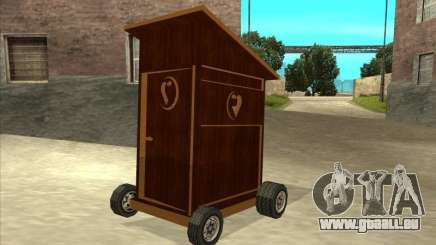 Sainte Pooper (occupé) pour GTA San Andreas