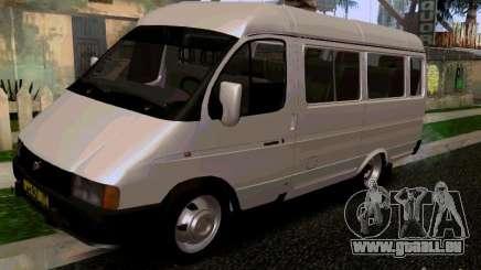 Gazelle 32213 1994 pour GTA San Andreas