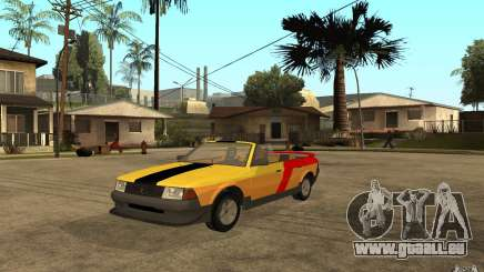 Moskvich 2141 Cabriolet pour GTA San Andreas