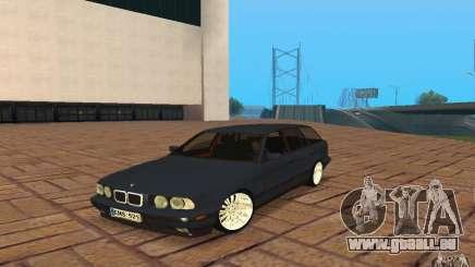 BMW E34 535i Touring für GTA San Andreas