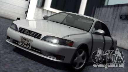 Toyota Mark II GX90 v.1.1 für GTA San Andreas