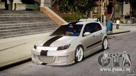 Opel Astra 1.9 TDI 2007 pour GTA 4