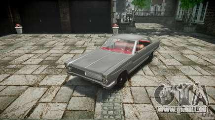 Ford Mercury Comet Caliente Sedan 1965 für GTA 4