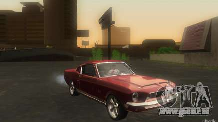 Shelby GT500KR pour GTA San Andreas