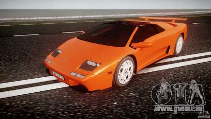 Lamborghini Diablo 6.0 VT für GTA 4