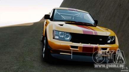 Bowler EXR S 2012 für GTA 4