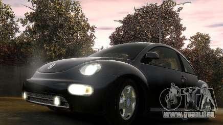 Volkswagen Beetle pour GTA 4