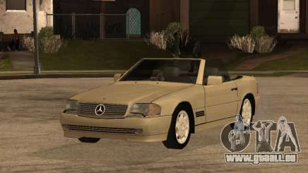 Mercedes-Benz 500SL pour GTA San Andreas