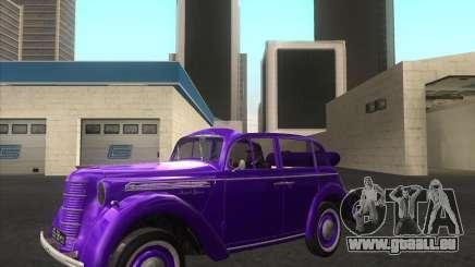 AZLK 401 für GTA San Andreas