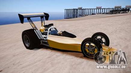 Raketomobil′ für GTA 4