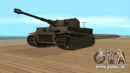 Pzkpfw VI Tiger für GTA San Andreas