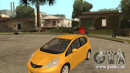 Honda Jazz (Fit) pour GTA San Andreas