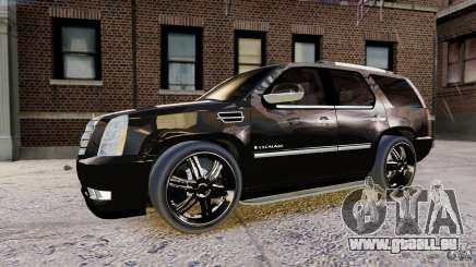Cadillac Escalade 2007 v3.0 pour GTA 4