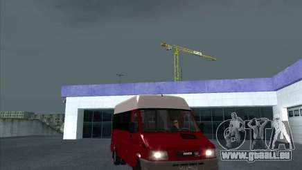 Iveco TurboDaily 35-10 pour GTA San Andreas