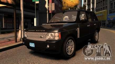 Range Rover TDV8 Vogue pour GTA 4