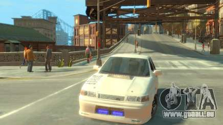 VAZ-2112 Tuning pour GTA 4