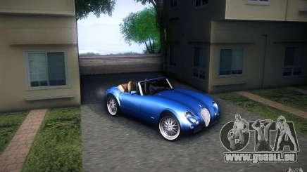 Wiesmann MF3 Roadster pour GTA San Andreas