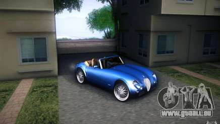 Wiesmann MF3 Roadster für GTA San Andreas