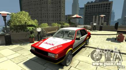 Audi 80 B2 Quattro Rally pour GTA 4