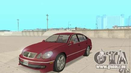 Lexus GS430 1999 pour GTA San Andreas