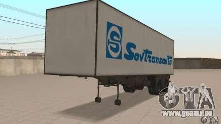 SOVTRANSAVTO-Trailer für GTA San Andreas