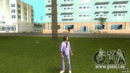 Changer l'apparence du lecteur pour GTA Vice City