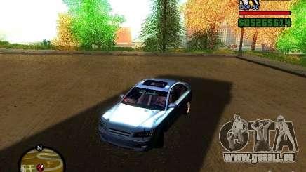 2008 Hyundai Sonata pour GTA San Andreas
