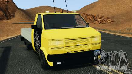 Chevrolet Yankee v1.0 [Beta] für GTA 4