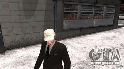 Gucci cap für GTA 4