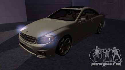 Mercedes-Benz CL65 AMG für GTA San Andreas
