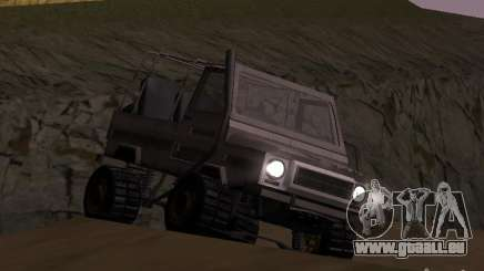 LuAZ 969 Offroad pour GTA San Andreas
