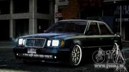 Mercedes Benz E500 pour GTA 4