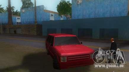 New Huntley für GTA San Andreas