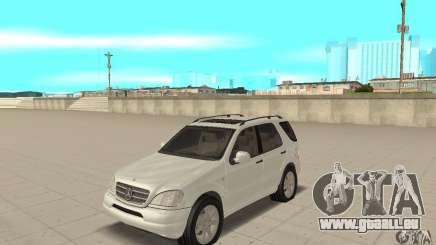 Mercedes-Benz ML 430 pour GTA San Andreas