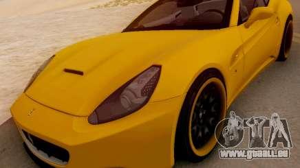 Ferrari California Hamann 2011 pour GTA San Andreas