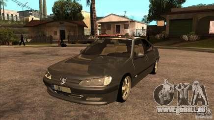 Peugeot 406 v1 pour GTA San Andreas