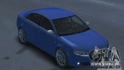 Audi RS4 v1.1 [NFS Undercover] für GTA 4