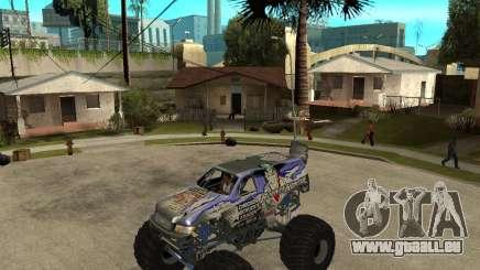 Bounty Hunter für GTA San Andreas