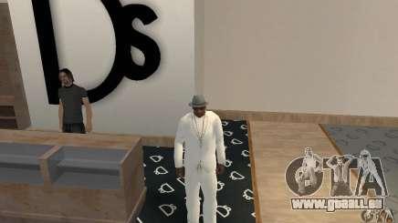 Begie CJ Skin pour GTA San Andreas