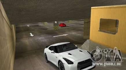 Nissan GT R35 Vspec pour GTA Vice City
