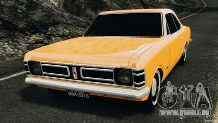 Chevrolet Opala Gran Luxo pour GTA 4