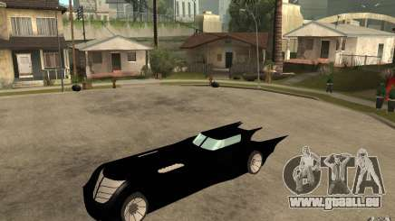 Batmobile Tas v 1.5 pour GTA San Andreas