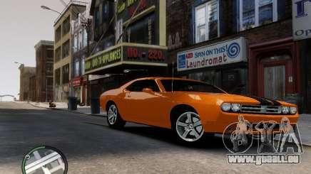 Dodge Chalenger für GTA 4